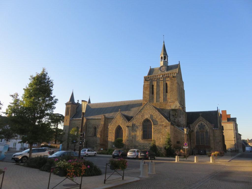 Eglise de Pontorson