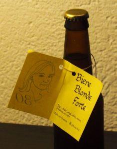 Blonde forte