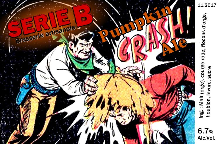 Pumpkin Crash Ale